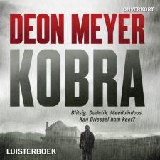 Kobra: Afrikaans Edition Audioboek 160152